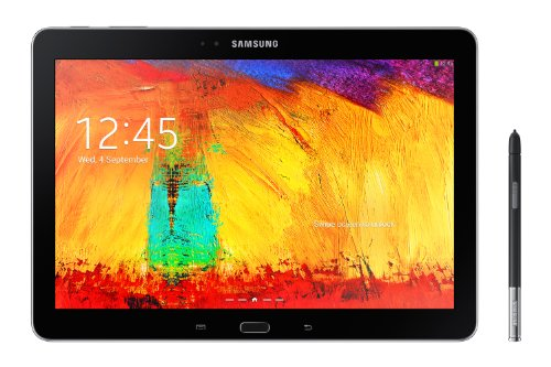 Samsung Galaxy Note 10.1 2014 Edition Tablet (25,7 cm (10,1 Zoll) Touchscreen, 3GB RAM, 8 Megapixel Kamera, 16 GB interner Speicher, WiFi, Android 4.3) schwarz - Samsung Stylus Für Tab S Galaxy