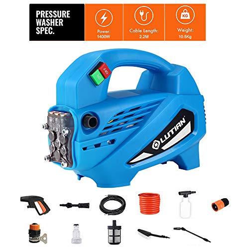 NMBE 220 V hochdruckreiniger, Haushalt tragbare Schaum Auto Waschmaschine bürstenpumpe reinigungsmaschine (autowäsche/Garten/Boden)