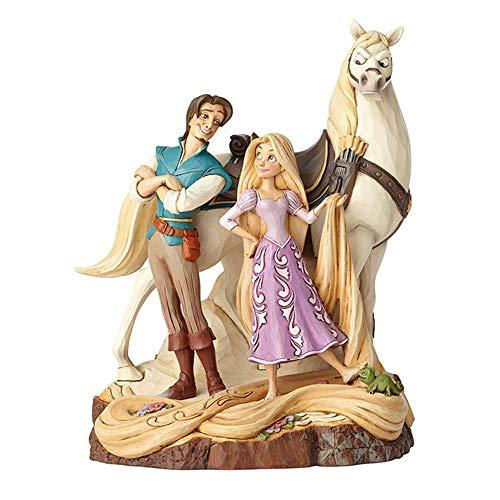 Disney Vive Tu Sueño-Rapunzel-El Entrelazamiento de La Torre, Resina,