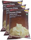 #1: Big Bazaar Combo - Chheda's Potato Chips Lightly Salted, 90g (Buy 2 Get 1, 3 Pieces) Promo Pack