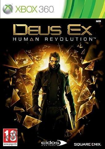 Deus Ex: Human Revolution (Xbox 360) by Square