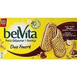 belvita Biscuits aux céréales, coeur fondant au chocolat et noisettes, sachets fraîcheur - ( Prix Unitaire ) -...