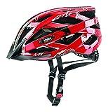 Uvex Fahrradhelm i-vo C, Red, 52-57, 4104171315