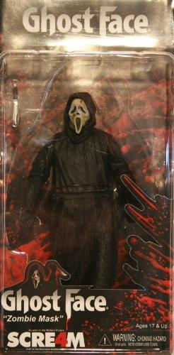 Scream Ghost Face Zombie Figur (Face Ghost Zombie)