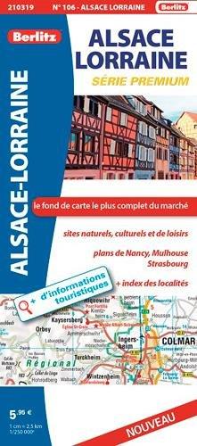 ALSACE LORRAINE ROUTIERE ET TOURISTIQUE PREMIUM