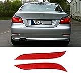 ricoy Stoßstange hinten Reflektor rot Lichter für E60E612003–2007525i 525x i 530i 530x i 545i 550i