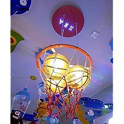 Baloncesto De La Lámpara De Los Niños Led Fuente De Luz Propia