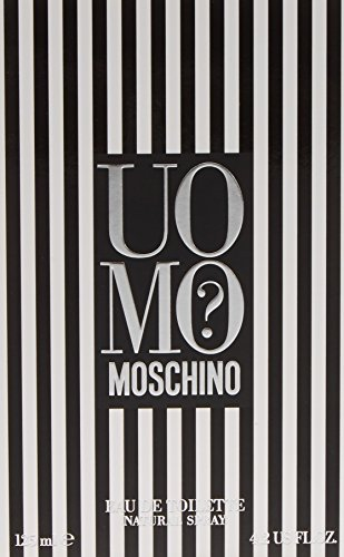 Uomo Moschino By Moschino Edt Spray 124.21 ml