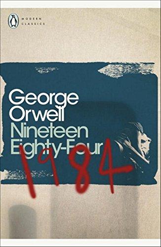 Nineteen eighty-four (Penguin Modern Classics)