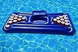 Riesiger aufblasbarer Pool Pong Luftmatratzen. Aufblasbarer Bierpong Pool Floß Durch Integrity Co