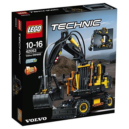 LEGO 42053 Technic Volvo EW160E Building Set