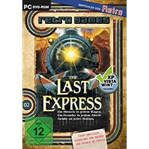 The Last Express – Retro Games – [PC]