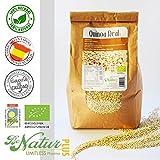 Quinoa Real en grano BeNatur Plus - 100% Quinoa Real procedente de Bolivia Ecológica 1kg