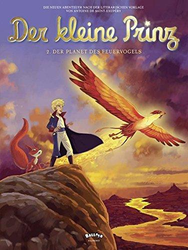 Der kleine Prinz 2: Der Planet des Feuervogels (Comic)