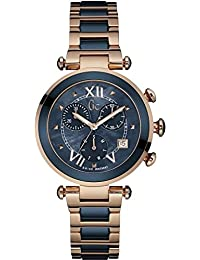 GC by Guess Damenuhr Sport Chic Collection Lady Chic Chronograph Y05009M7