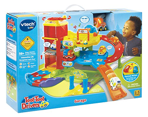 VTech Baby Toot-Toot Drivers Garage
