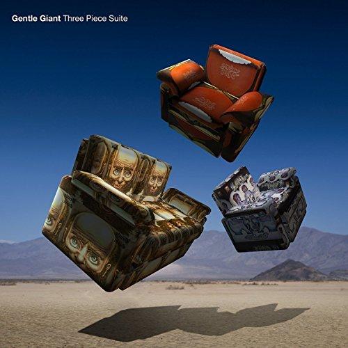 Three Piece Suite (Steven Wilson Mix/180g Gatefold [Dbl Vinyl LP] [VINYL]