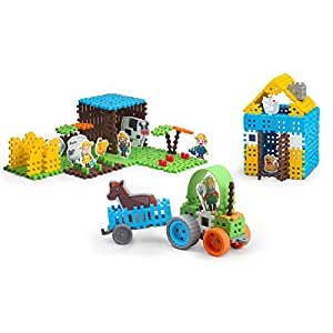 Marioinex 902561 Mini Waffle Farmer, tamaño Grande
