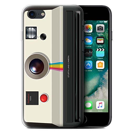 80s Polaroid Camera Case for Apple iPhone 7