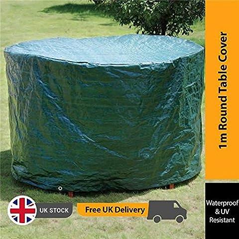 BillyOh Heavy Duty Waterproof & UV Resistant Deluxe PE Round