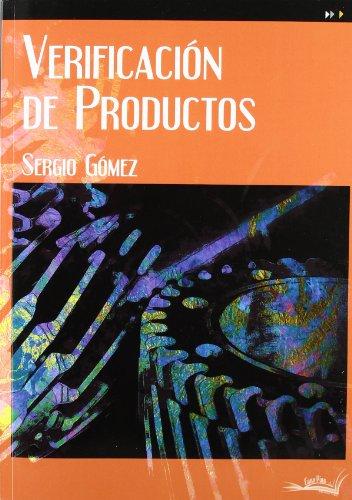 Verificacion de productos - cp fabricacion mecanica