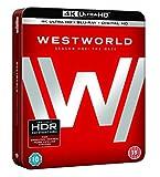 Westworld Steelbook 4K + Bluray Season 1 Limited Edition Tin + Ultraviolet Digital Download 4K UHD Blu-ray Region Free
