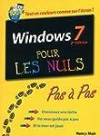 Windows 7 2e Pas � pas Pour les nuls