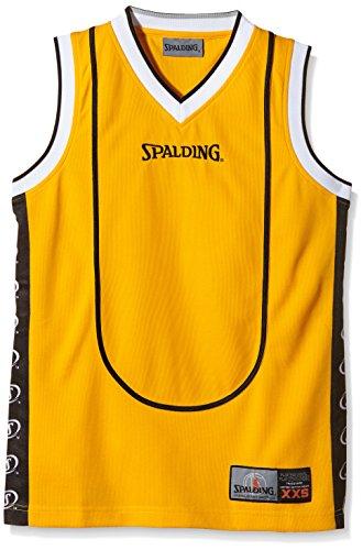 Spalding Herren Bekleidung Teamsport Play Off Tanktop Gelb