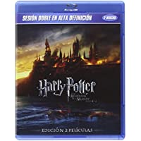 Pack Harry Potter 7A Y 7B