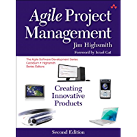 Agile Project Management: Creating Innovative Products (Agile Software Development Series) (English Edition)