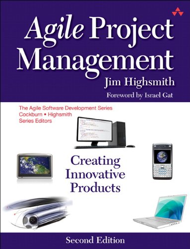 Resultado de imagen de Agile Project Management Highsmith