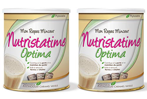 NUTRISTATIME OPTIMA Pack 2 x 800 g -