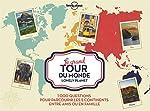 Le grand tour du monde - 1ed de LONELY PLANET