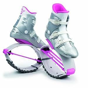 KangooJumps XR 3 Women's Rebound Shoes Multi-Coloured White/Pink Size: XS, 3010881