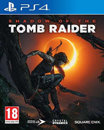 Shadow of the Tomb Raider [Playstation 4] - [AT-PEGI]