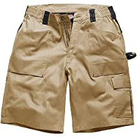 Dickies Wd4979 Gdt210 Shorts Khaki/black 40