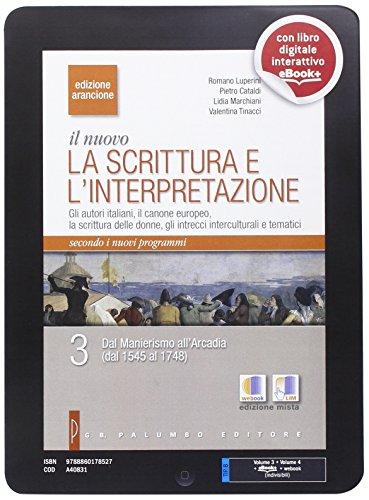 Il nuovo scrittura e interpretazione. Vol. 3-4. Ediz. arancione. Con e-book. Con espansione online. Per le Scuole superiori