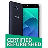 (Certified Refurbished) Asus Zenfone 4 Selfie (Black, 32GB)