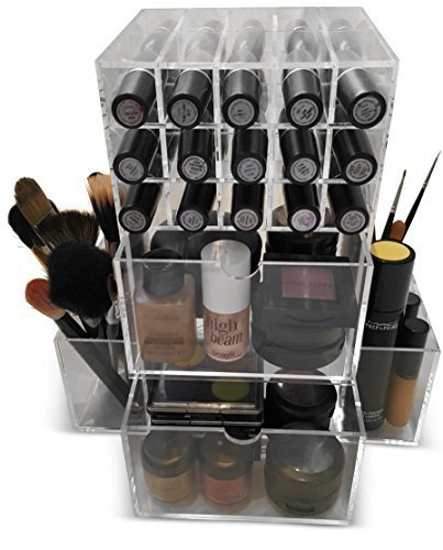 oi-labelstm-clear-rotating-acrylic-lipstick-make-up-cosmetic-jewellery-nail-polish-organiser-display