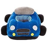 IIWOJ Baby Sitz Plüsch Auto Sitzkissen Mode Geschenk,Blue