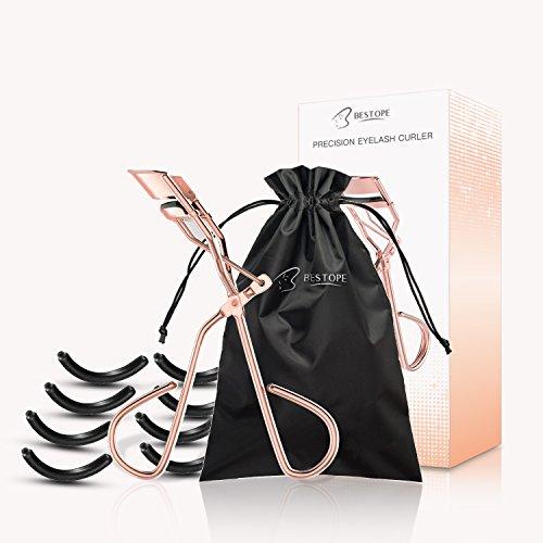 BESTOPE-recourbe-cils-maquillage-professionnelle-avec-8pcs-Coussinets-rechargeable-pour-toutes-formes-de-cils-cadeaux-de-fte-de-mres