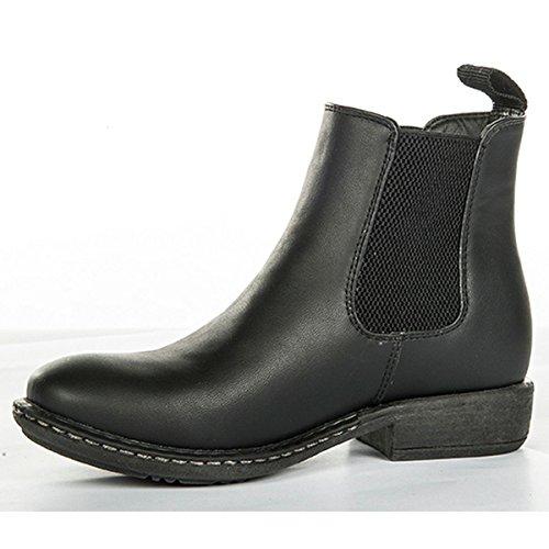 HKM Jodhpur Chaussures–Free Style pour enfants léger doublure Schwarz