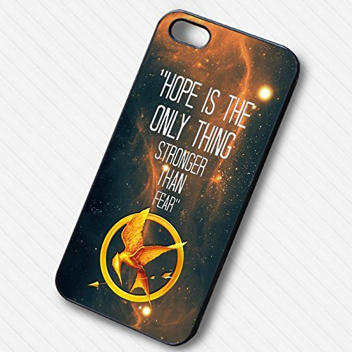 the best attitude 9d92b f46e2 Hope Quotes The Hunger Games for Iphone 6 and Iphone 6s Case M3B8QW