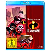 Die Unglaublichen [Blu-ray]