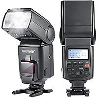 Neewer® NW680/TT680 Speedlite Flash E-TTL Caméra Flash Haute Vitesse Synchro pour Canon 5D MARK 2 6D 7D 70D 60D 50DT3I T2I et Les Autres CANON Reflex Numérique