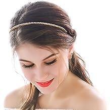 am beliebtesten neue Version besondere Auswahl an Suchergebnis auf Amazon.de für: goldenes stirnband ...