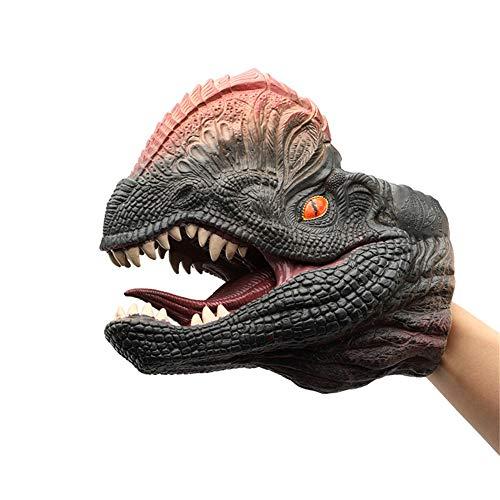 OoB 1pc Simulación Animal Modelo Marioneta Mano Plástico