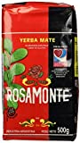 Yerba Mate Rosamonte x 500 g Argentina Green Leaf Tea Loose Herbal Bag 1.1 lb !!