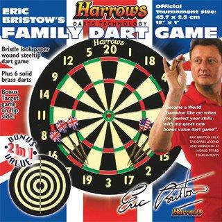 Harrows Bristow Gioco Freccette Familiare