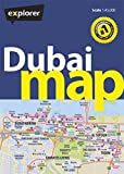 Dubai Map 1 : 45 000 (City Map)